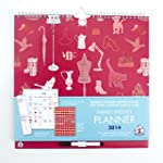 2014 Organised Mum Family Weekly Planner