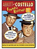 Cover art for  Abbott & Costello: Funniest Routines - Vol. 2