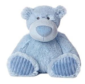 "Aurora World Blueberry Cream Bear Plush, 12"""