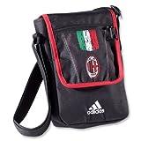 アディダス [adidas] ACミラン クラブオーガナイザー 斜め肩がけ ショルダーバッグ AC Milan Club Organizer [並行輸入品]
