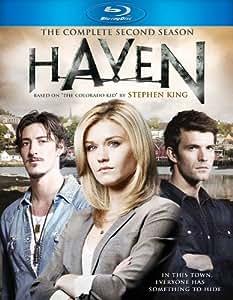 Haven: Complete Second Season [Blu-ray]