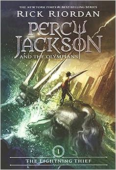 Rick riordan percy jackson book 5