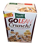 Kashi Go Lean Crunch Protein and High Fiber Cereal 51 Ounce Value Box