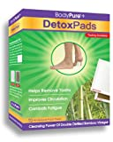 51vd%2BJbDqwL. SL160  Bodypure Detox Foot Patches, ten Count Box Critiques