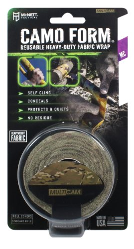 McNett Tactical Camo Form Protective Camouflage Wrap, MultiCam (Gun Tape compare prices)