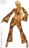 70's Funky Lady - Adult Fancy Dress Costume