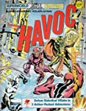 img - for Trouble for Havoc (Superworld / Villains & Vigilantes / Champions) book / textbook / text book
