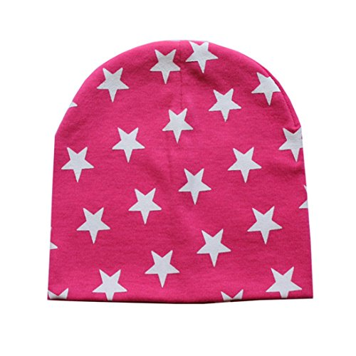 CocoMarket Infant Winter Warm Crochet Knit Hat (Hot pink) (Hot Tub Hat compare prices)