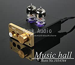 1PC Music Hall 6J9 Vacuum Tube Integrated Amplifier Mini Audio HiFi Stereo Headphone amp DIY