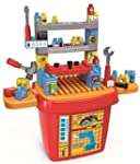 Engineer Building Blocks Set 46 Piece...