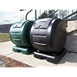 Composter/Composter Tea Maker Spins and Tumbles