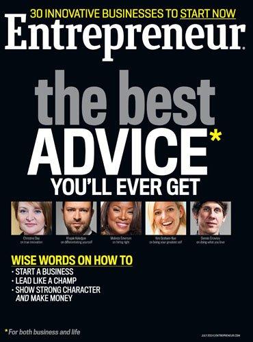 Entrepreneuer Magazine