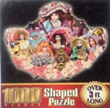 1000 Piece Shaped Puzzle - What a Doll [36.25'' x 28'']