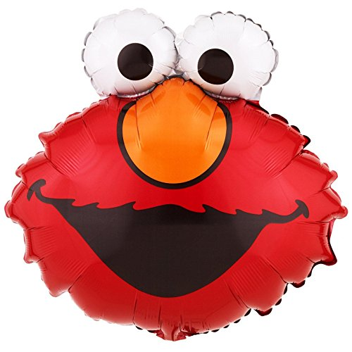"""Elmo 20"""" Jumbo Foil Balloon"""