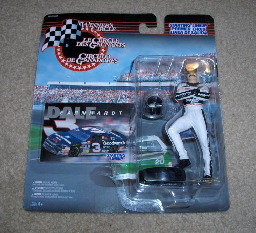 1997 Winner's Circle Dale Earnhardt Nascar Racing Starting Lineup Figure