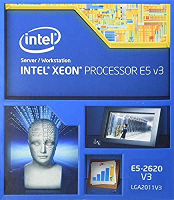 Intel Xeon E5-2620 v3 Hexa-core (6 Core) 2.40 GHz Processor - Socket FCLGA2011Retail Pack BX80644E52620V3