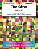 The Giver - Teacher Guide by Novel Units, Inc. (Literary Unit)