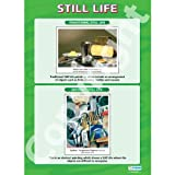 Still Life Art Educational Wall ChartPoster in laminated paper A1 850mm x 594mm
