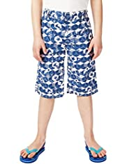 Limited Pure Cotton Assorted Print Shorts