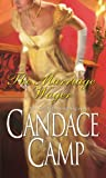 The Marriage Wager (0263875288) by Candace Camp
