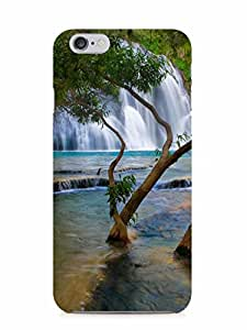 Snazzy Back Printed Cover For Apple Iphone 6/6S