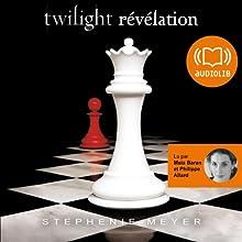 Révélation (Twilight 4) | Livre audio Auteur(s) : Stephenie Meyer Narrateur(s) : Maia Baran, Philippe Allard
