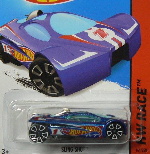 Hot Wheels Hw Race 141/250 Sling Shot