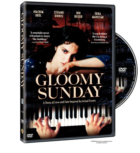 Cover art for  Gloomy Sunday