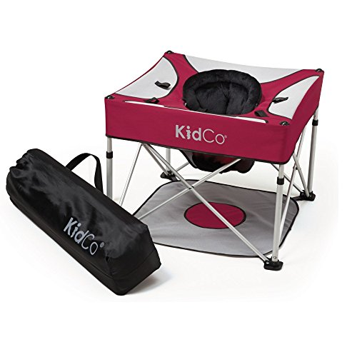 Kidco Gopod Plus Activity Seat Cranberry Baby Toddler