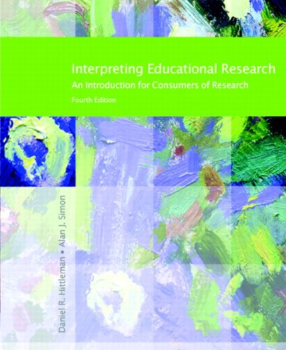Interpreting Educational Research (4th Edition)