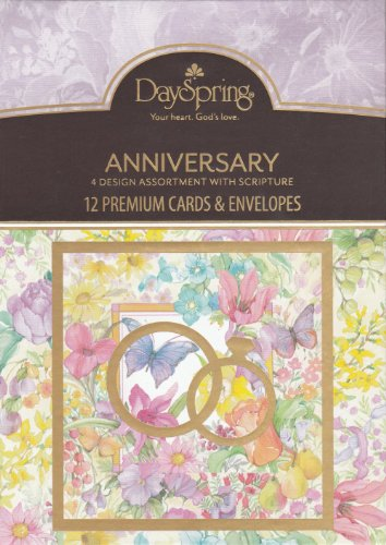 Dayspring Anniversary Boxed Cards