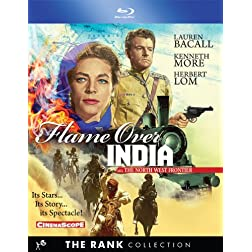 Flame Over India (Blu-ray) aka: The North West Frontier