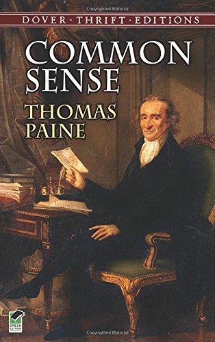 Common Sense (Dover Thrift Editions)