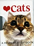 Love Cats (Helen Exley Giftbooks Series) (1846340314) by Exley, Helen