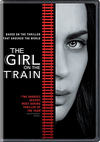 DVD : The Girl on the Train (Snap Case)