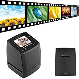 DigitNow! M125 35mm Film Scanner Electronic Gadget, BLACK (CDIGM125)