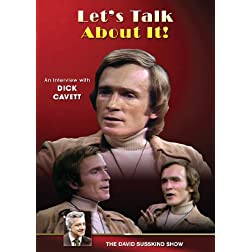 David Susskind: Let's Talk About It Dick Cavett
