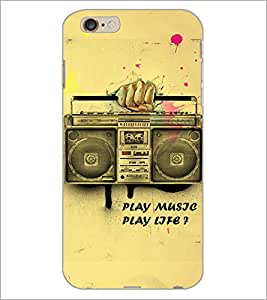PrintDhaba Radio D-3859 Back Case Cover for APPLE IPHONE 6 (Multi-Coloured)
