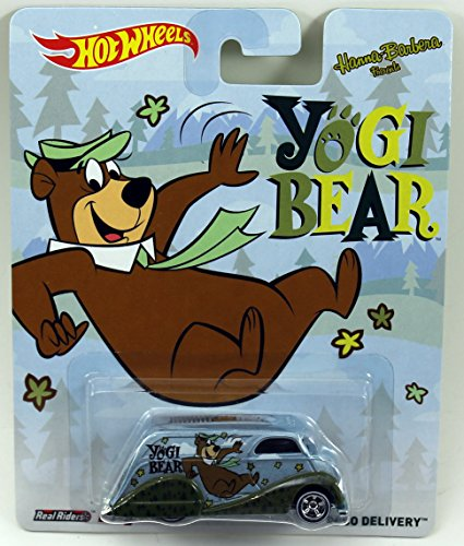 Hot Wheels Pop Culture Hanna-Barbera Presents - Yogi Bear Deco Delivery