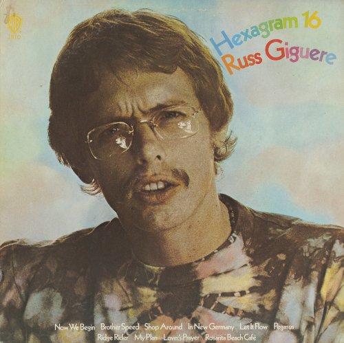Russ Giguere - Hexagram 16
