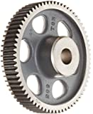 Boston Gear Spur Gear, Cast Iron, Inch, 10 Pitch
