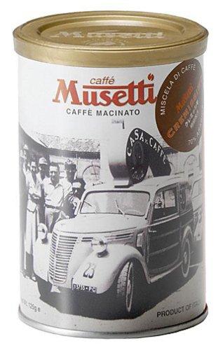Musetti(ムセッティー) クレミッシモ カフェパウダー 極細挽き 125g(粉)