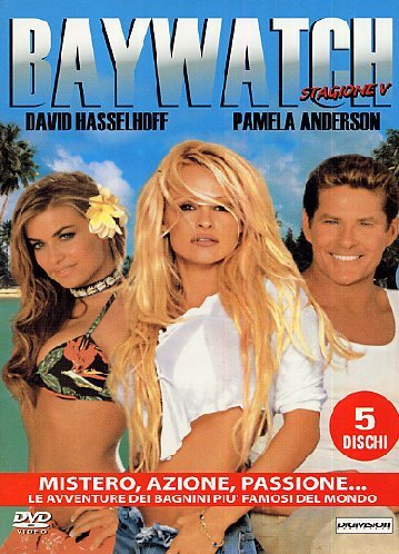 Baywatch Stagione 05 [Import italien]