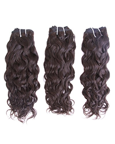 Cool2day-8-28-inch-100-RAW-Virgin-Brazilian-Remy-Human-Hair-Extensions-Natural-Wave-Weave-Weft-Mixed-4-Bundle-200G-Natural-Color