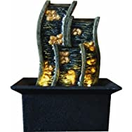 dib Global Sourcing WXF00593D 3 Wall tabletop Fountain