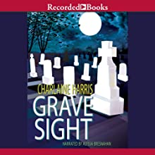Grave Sight: Harper Connelly Mysteries, Book 1 (       UNABRIDGED) by Charlaine Harris Narrated by Alyssa Bresnahan