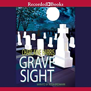 Grave Sight Audiobook