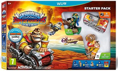 Activision Sw WiiU 87510 Skylanders-Superchargers