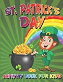 St. Patrick s Day Activity Book For Kids