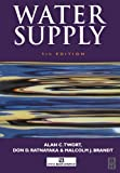 img - for Water Supply book / textbook / text book